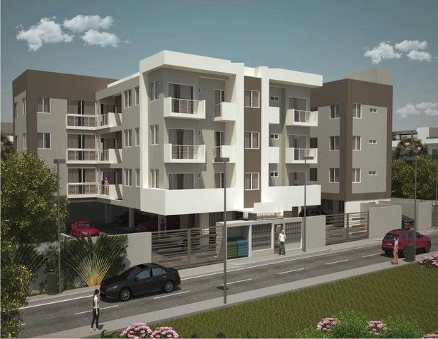 Apartamento Santo Domingo>Distrito Nacional>Miramar - Venta:3.499.000 Pesos - codigo: 18-1427