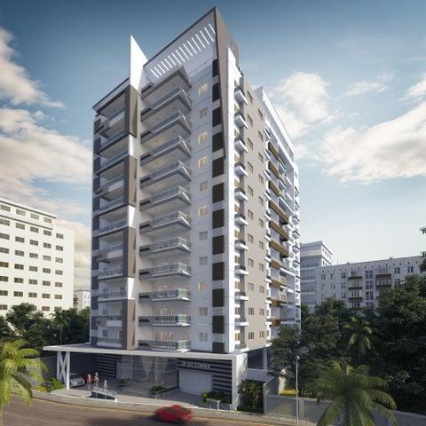 Apartamento Santo Domingo>Distrito Nacional>Urbanizacion Real - Venta:186.900 Dolares - codigo: 19-41