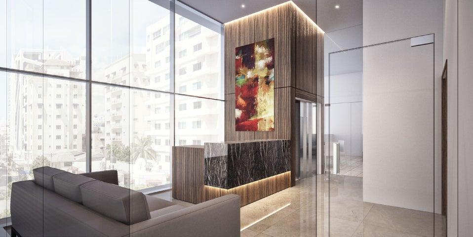 Apartamento Santo Domingo>Distrito Nacional>Naco - Venta:530.000 Dolares - codigo: 19-43