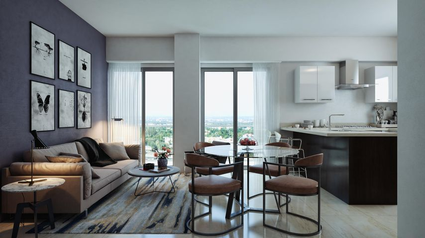 Apartamento Santo Domingo>Distrito Nacional>La Julia - Venta:155.000 Dolares - codigo: 19-123