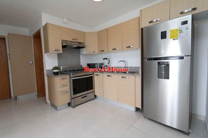 Apartamento Santo Domingo>Distrito Nacional>Arroyo Hondo - Alquiler:800 Dolares - codigo: 19-125