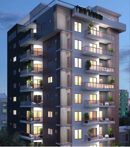 Apartamento Santo Domingo>Distrito Nacional>Evaristo Morales - Venta:148.500 Dolares - codigo: 19-128