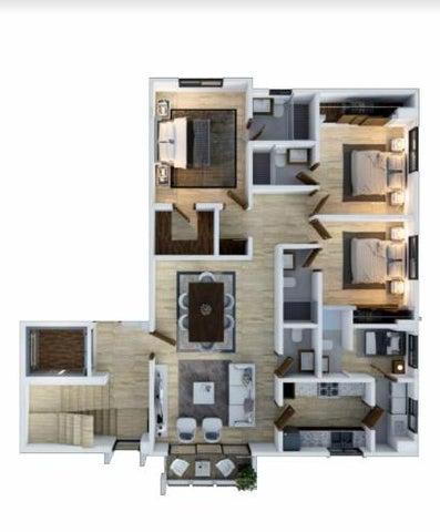 Apartamento Santo Domingo>Distrito Nacional>Mirador Sur - Venta:180.000 Dolares - codigo: 19-133