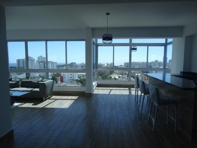 Apartamento Santo Domingo>Distrito Nacional>Bella Vista - Alquiler:850 Dolares - codigo: 19-147