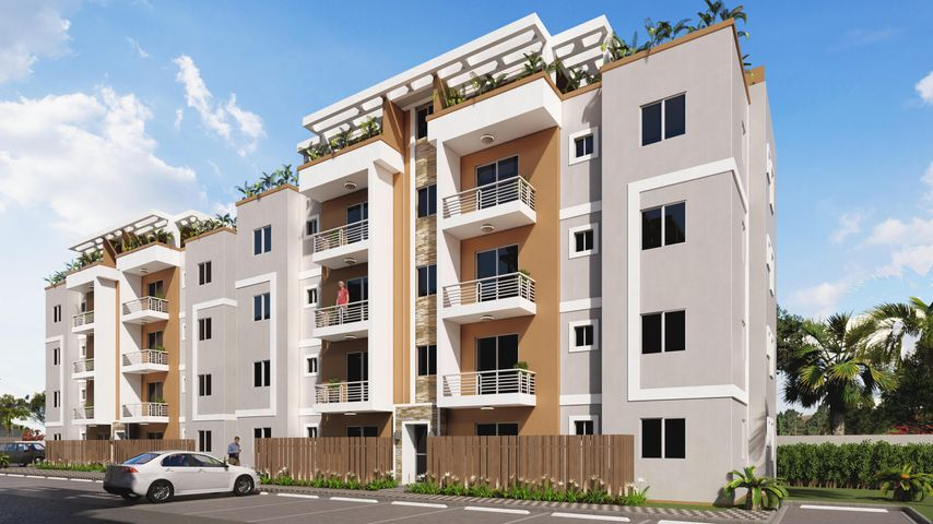 Apartamento Santo Domingo>Santo Domingo Oeste>Villa Aura - Venta:2.795.000 Pesos - codigo: 19-163