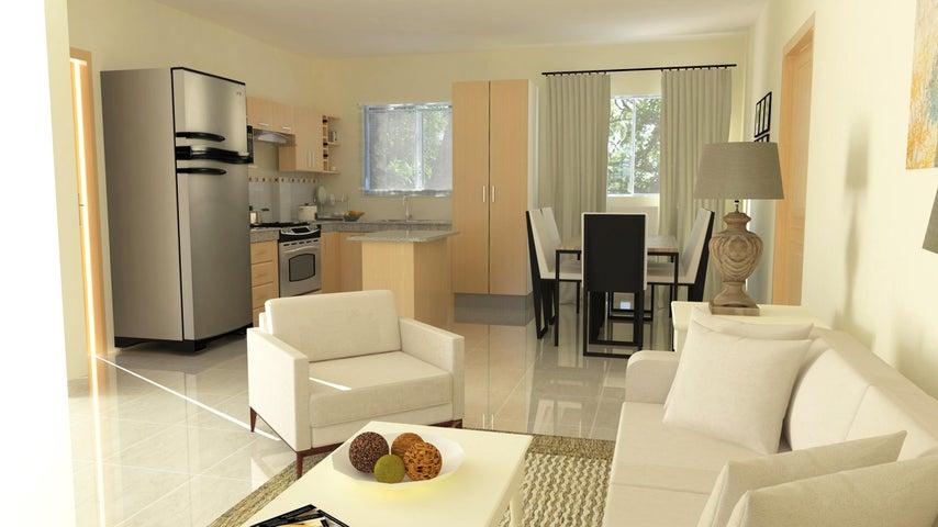 Apartamento Santo Domingo>Distrito Nacional>Miramar - Venta:99.000 Dolares - codigo: 19-175