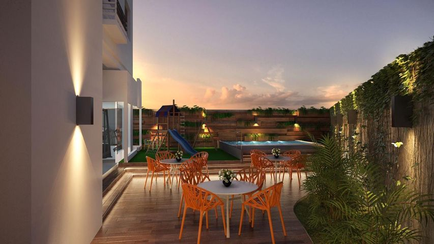 Apartamento Santo Domingo>Distrito Nacional>Evaristo Morales - Venta:166.000 Dolares - codigo: 19-179