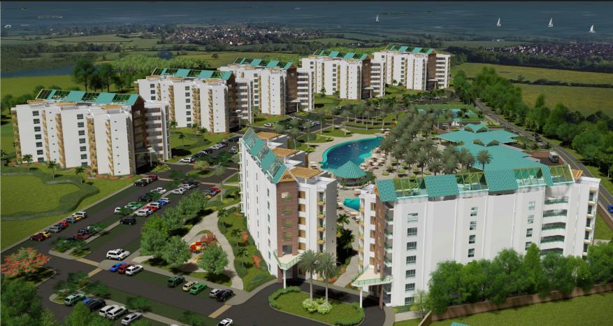 Apartamento Puerto Plata>Puerto Plata>Playa Dorada - Venta:220.000 Dolares - codigo: 19-186