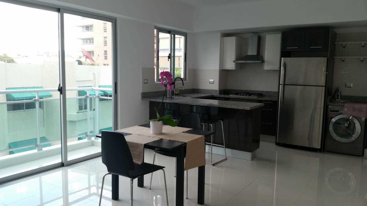 Apartamento Santo Domingo>Distrito Nacional>Piantini - Alquiler:900 Dolares - codigo: 19-209