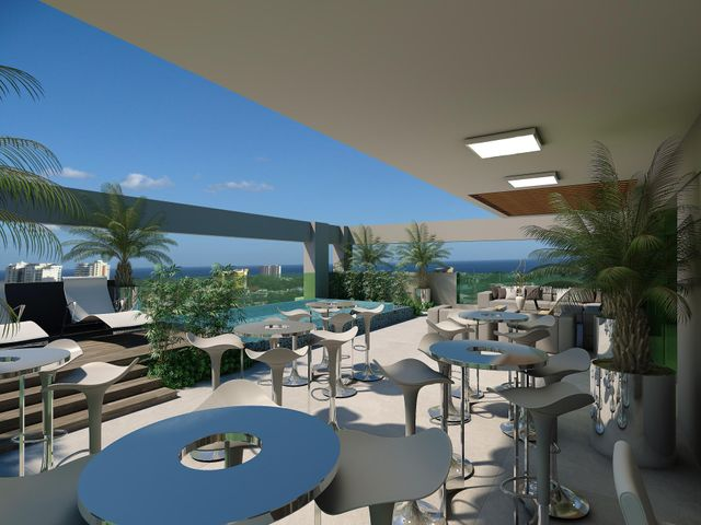 Apartamento Santo Domingo>Distrito Nacional>Bella Vista - Venta:80.000 Dolares - codigo: 19-230