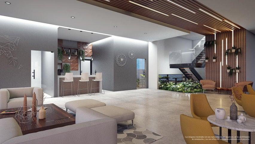 Apartamento Santo Domingo>Distrito Nacional>Los Cacicazgos - Venta:115.000 Dolares - codigo: 19-236