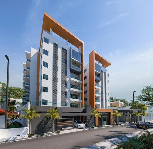 Apartamento Santo Domingo>Distrito Nacional>Los Cacicazgos - Venta:179.950 Dolares - codigo: 19-244