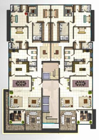 Apartamento Santo Domingo>Distrito Nacional>Bella Vista - Venta:740.000 Dolares - codigo: 19-250