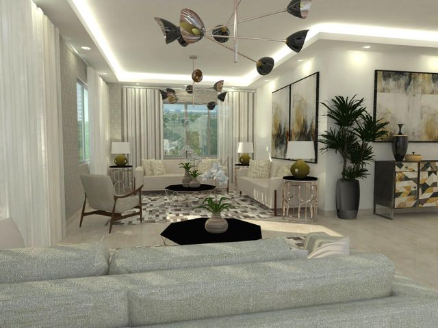 Apartamento Santo Domingo>Distrito Nacional>Los Cacicazgos - Venta:264.192 Dolares - codigo: 19-265