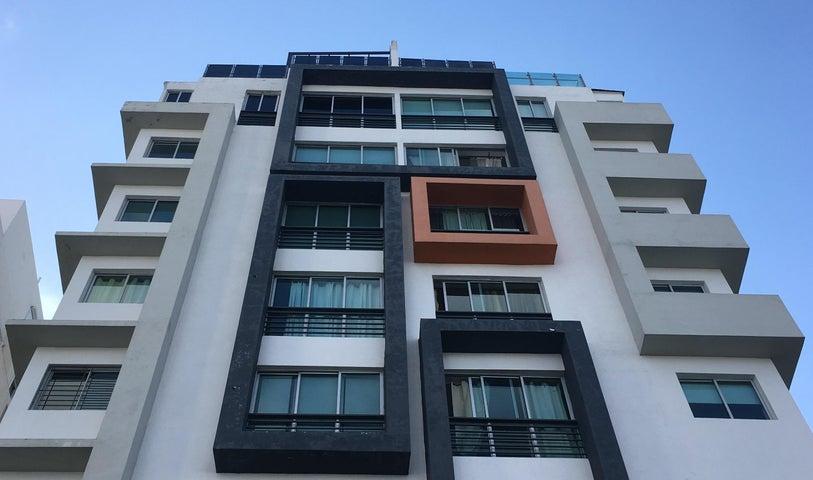 Apartamento Santo Domingo>Distrito Nacional>Serralles - Alquiler:1.100 Dolares - codigo: 19-286