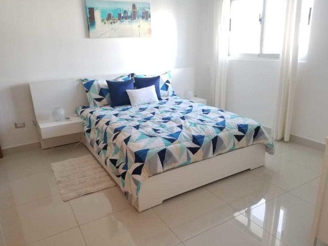 Apartamento Santo Domingo>Distrito Nacional>Piantini - Alquiler:1.100 Dolares - codigo: 19-326