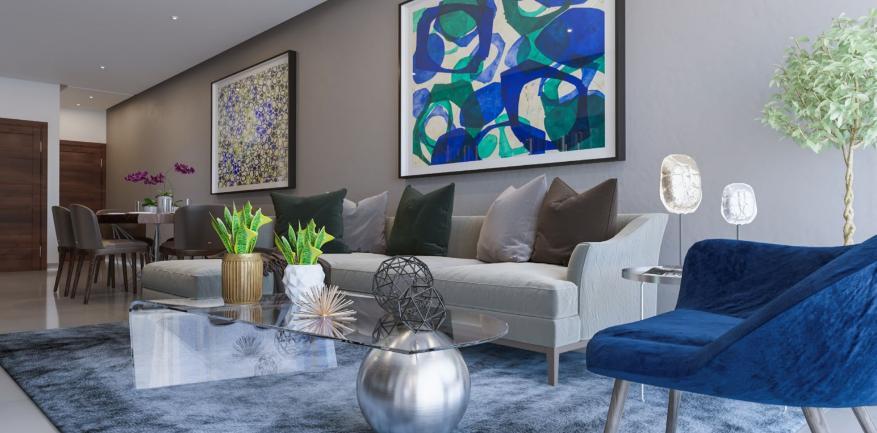 Apartamento Santo Domingo>Distrito Nacional>Naco - Venta:176.250 Dolares - codigo: 19-349
