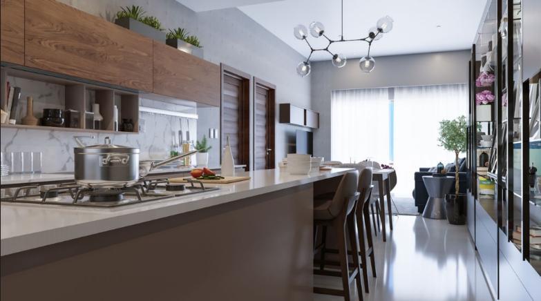 Apartamento Santo Domingo>Distrito Nacional>Naco - Venta:86.625 Dolares - codigo: 19-351