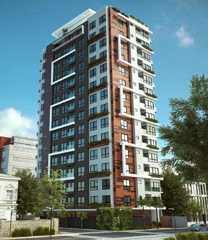 Apartamento Santo Domingo>Distrito Nacional>Paraiso - Venta:292.050 Dolares - codigo: 19-363