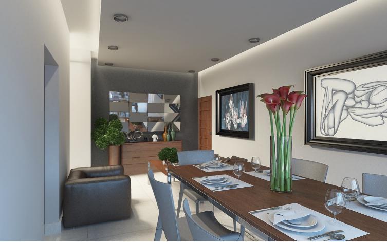 Apartamento Santo Domingo>Distrito Nacional>La Julia - Venta:100.000 Dolares - codigo: 19-376