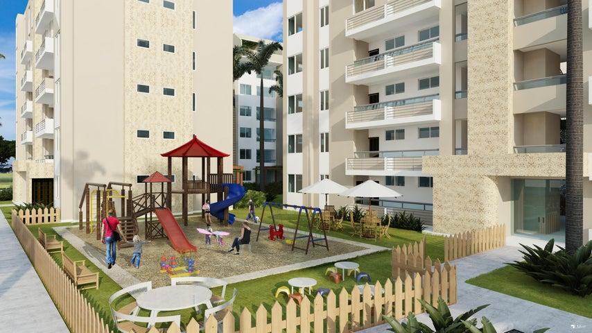 Apartamento San Pedro de Macoris>Juan Dolio>Juan Dolio - Venta:82.400 Dolares - codigo: 19-389