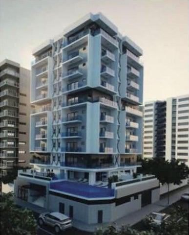 Apartamento Santo Domingo>Distrito Nacional>Zona Universitaria - Venta:351.000 Dolares - codigo: 19-412