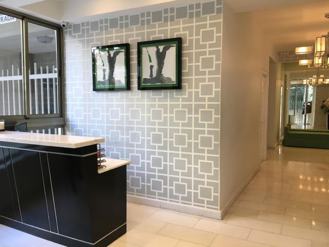 Apartamento Santo Domingo>Distrito Nacional>Paraiso - Alquiler:1.300 Dolares - codigo: 19-418