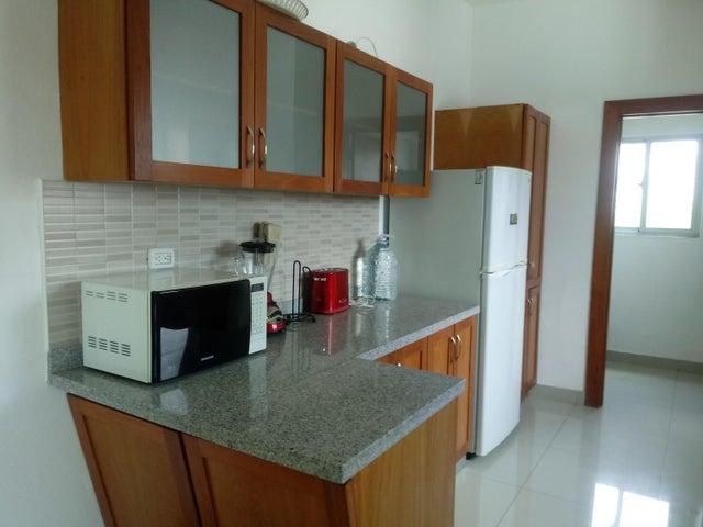 Apartamento Santo Domingo>Distrito Nacional>Evaristo Morales - Alquiler:800 Dolares - codigo: 19-422
