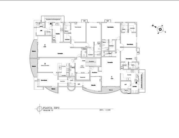 Apartamento Santo Domingo>Distrito Nacional>Piantini - Venta:313.790 Dolares - codigo: 19-428