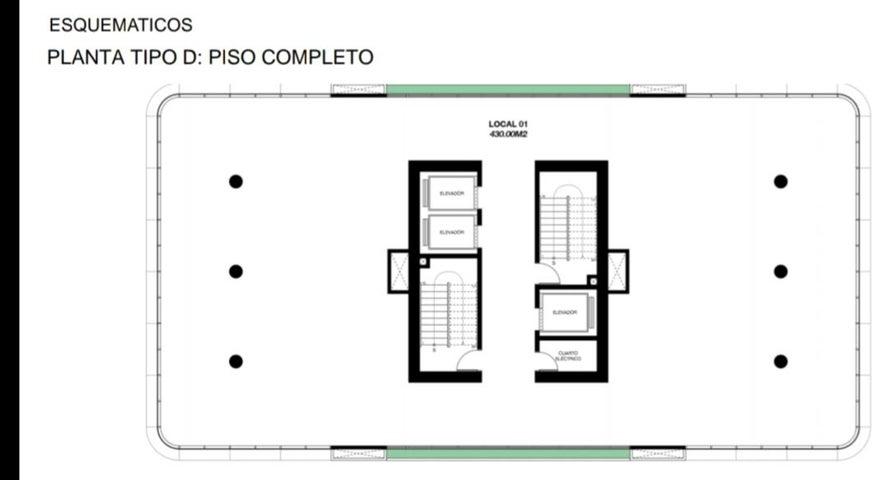 Oficina Santo Domingo>Distrito Nacional>Arroyo Hondo - Venta:120.000 Dolares - codigo: 19-438