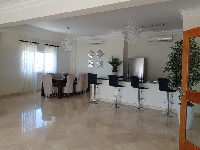 Apartamento Santo Domingo>Distrito Nacional>Naco - Alquiler:2.300 Dolares - codigo: 19-373
