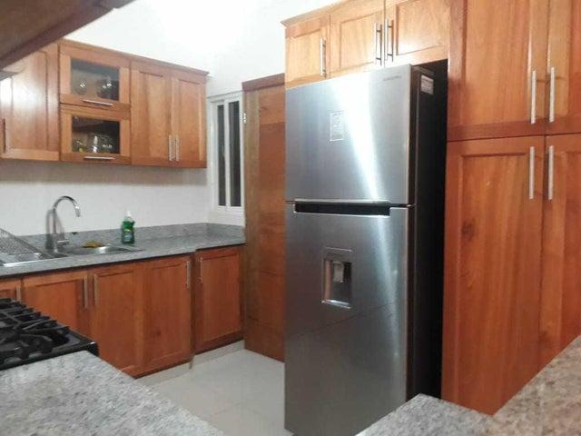 Apartamento Santo Domingo>Distrito Nacional>Bella Vista - Alquiler:1.100 Dolares - codigo: 19-467