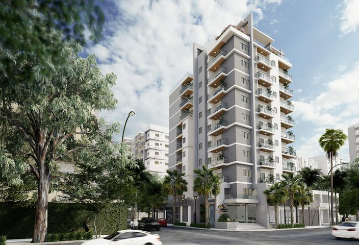 Apartamento Santo Domingo>Distrito Nacional>Evaristo Morales - Venta:111.000 Dolares - codigo: 19-474