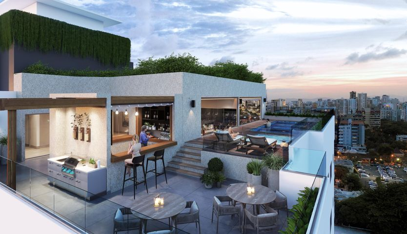 Apartamento Santo Domingo>Distrito Nacional>Evaristo Morales - Venta:198.750 Dolares - codigo: 19-499