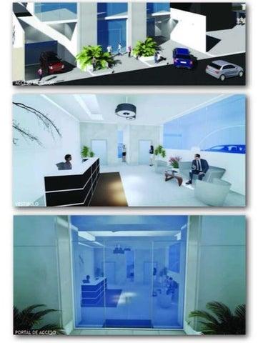 Oficina Santo Domingo>Distrito Nacional>Naco - Alquiler:9.960 Dolares - codigo: 19-504