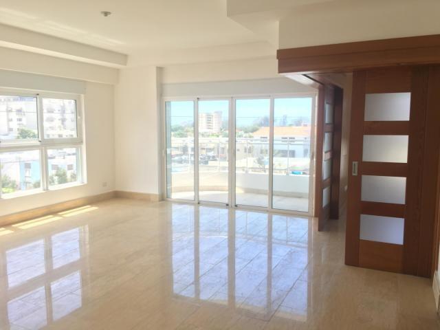 Apartamento Santo Domingo>Distrito Nacional>Bella Vista - Alquiler:2.300 Dolares - codigo: 19-573