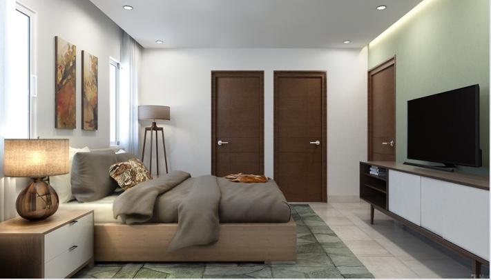 Apartamento Santo Domingo>Distrito Nacional>Bella Vista - Venta:152.000 Dolares - codigo: 19-591