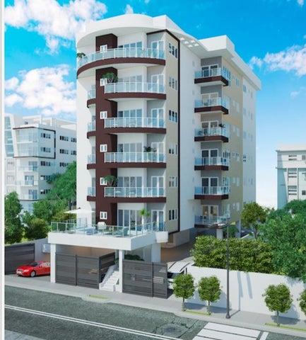 Apartamento Santo Domingo>Distrito Nacional>Bella Vista - Venta:152.000 Dolares - codigo: 19-594
