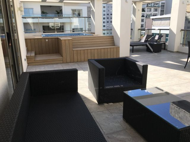 Apartamento Santo Domingo>Distrito Nacional>Paraiso - Alquiler:1.500 Dolares - codigo: 19-597
