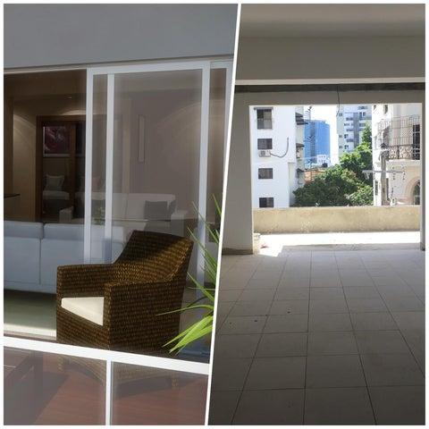 Apartamento Santo Domingo>Distrito Nacional>Serralles - Venta:452.000 Dolares - codigo: 19-632