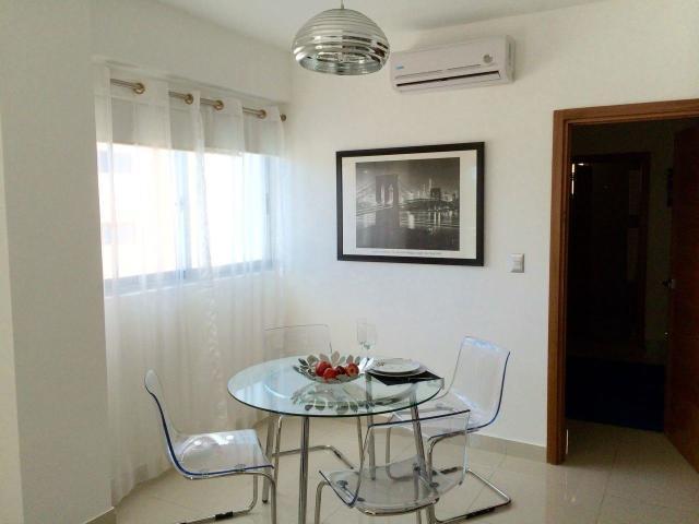 Apartamento Santo Domingo>Distrito Nacional>Piantini - Alquiler:1.100 Dolares - codigo: 19-643
