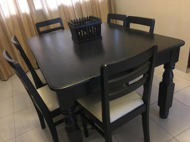 Apartamento Santo Domingo>Distrito Nacional>Bella Vista - Alquiler:700 Dolares - codigo: 19-690