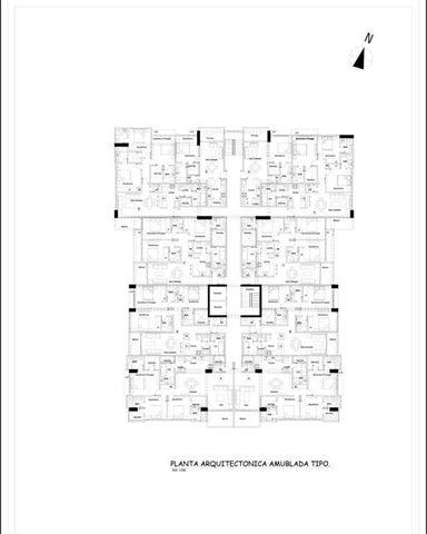 Apartamento Santo Domingo>Distrito Nacional>Bella Vista - Venta:136.000 Dolares - codigo: 19-717