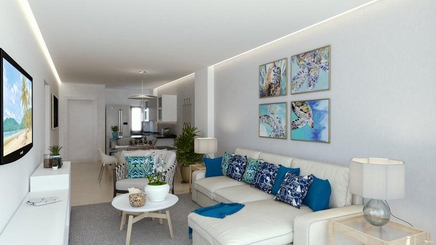 Apartamento La Altagracia>Punta Cana>Punta Cana - Venta:333.000 Pesos - codigo: 19-756