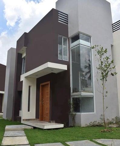 Casa Santo Domingo>Distrito Nacional>Cuesta Hermosa - Alquiler:1.250 Dolares - codigo: 19-802
