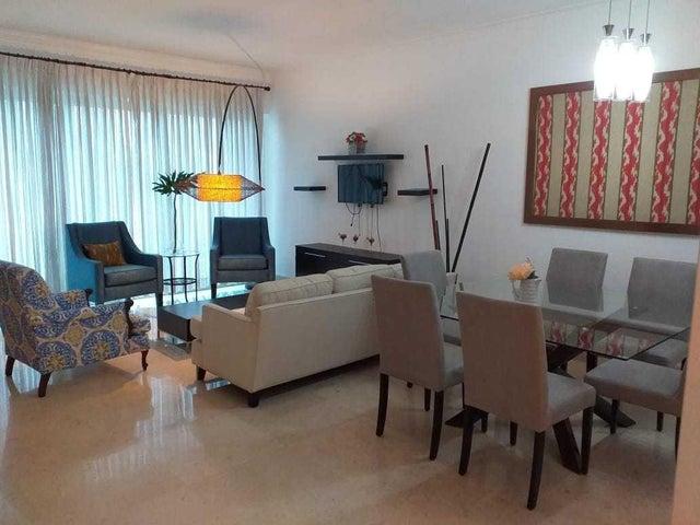 Apartamento Santo Domingo>Distrito Nacional>Piantini - Alquiler:2.200 Dolares - codigo: 19-813
