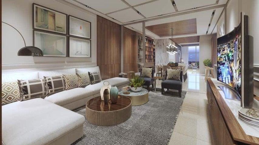Apartamento Santo Domingo>Distrito Nacional>Urbanizacion Real - Venta:232.140 Dolares - codigo: 19-819