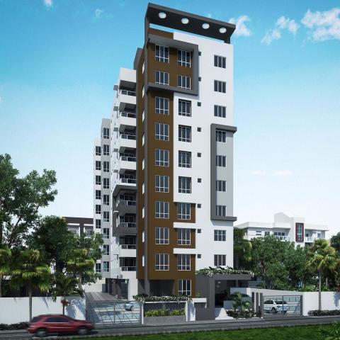Apartamento Santo Domingo>Distrito Nacional>La Esperilla - Venta:187.500 Dolares - codigo: 19-821