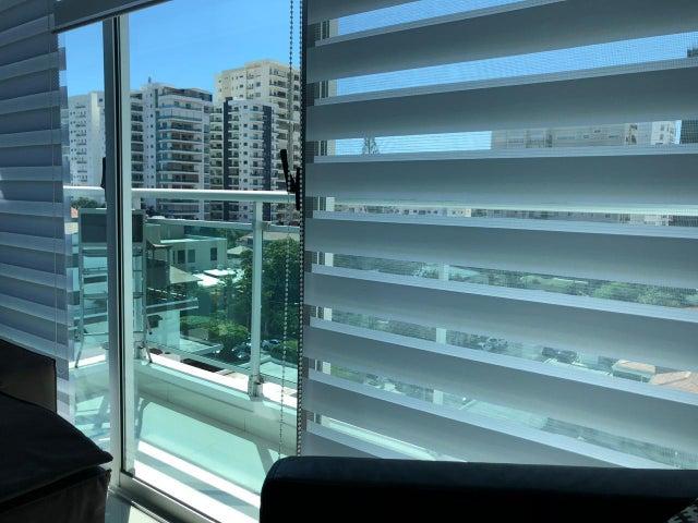 Apartamento Santo Domingo>Distrito Nacional>Piantini - Alquiler:1.100 Dolares - codigo: 19-823