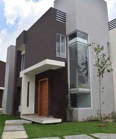Townhouse Santo Domingo>Distrito Nacional>Cuesta Hermosa - Venta:179.000 Dolares - codigo: 19-829